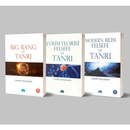 Caner Taslaman 3 Kitap Set (Bıgbang ve Tanrı - Evrim Teorisi Felsefe ve Tanrı - Modern Bilim Felsefe ve Tanrı) Ekitap İndir | PDF | ePub | Mobi
