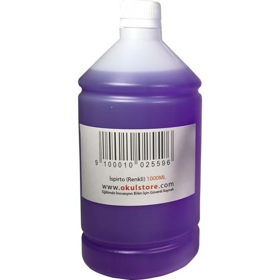 Slab Ispirto (Renkli) 1000 ml
