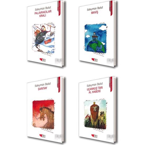 Can Çocuk Yayınları Süleyman Bulut Roman Seti 4 Kitap - Ekitap İndir | PDF | ePub | Mobi