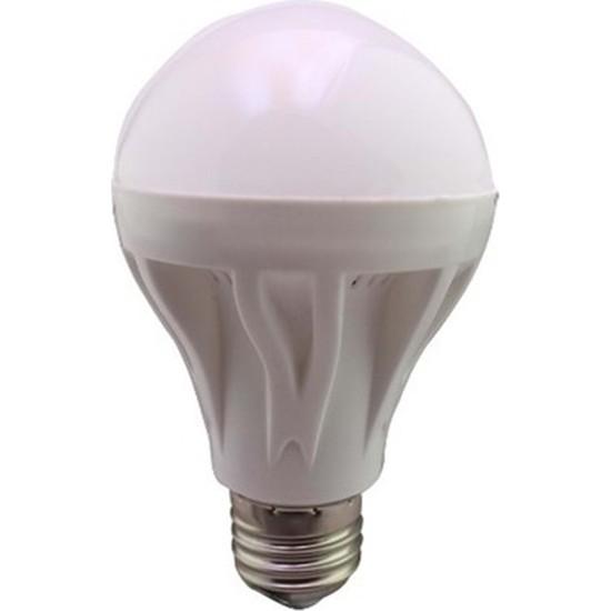 Clicklen LED Ampul 7W 12V E27 Duy Soğuk Beyaz LED Ampul Clıcklen