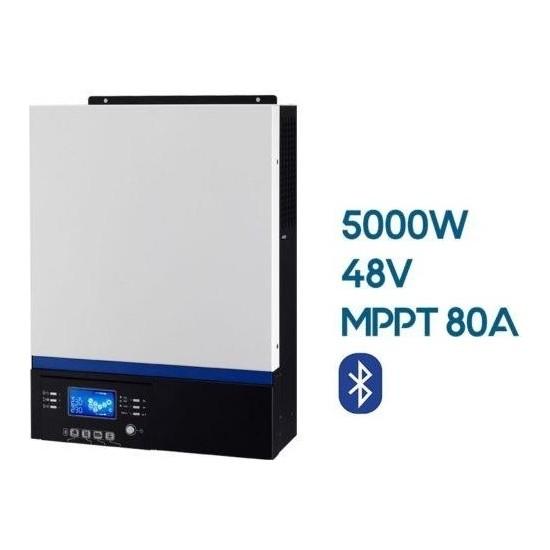 Tescom Voltronic Axpert Akıllı Inverter 5000W Vm Iii