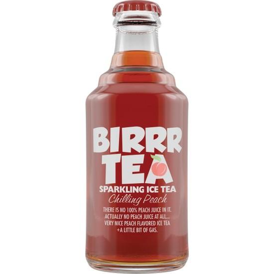 Bırr Ice Tea Şeftali Aromalı Içecek 250 ml x 6'lı Paket