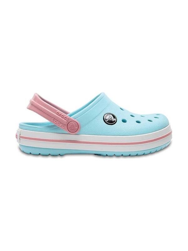 Crocs Crocband Clog K Mavi-Beyaz Çocuk Terlik
