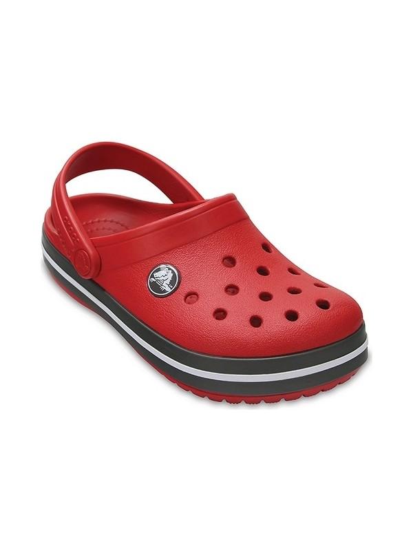 Crocs Crocband Clog K Kırmızı Çocuk Terlik