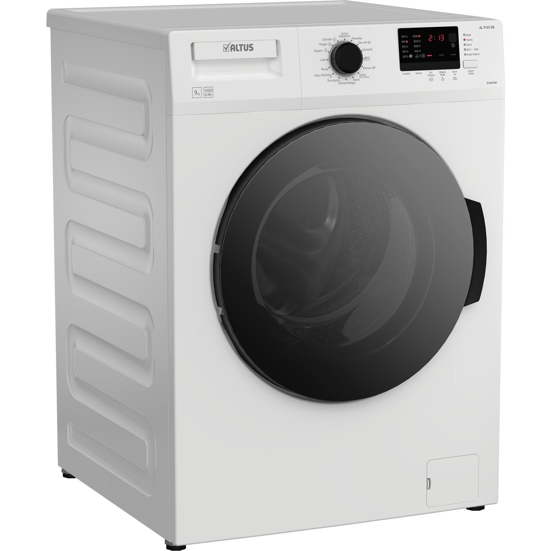 Altus Al 9103 Db 9 kg 1000 Devir Çamaşır Makinesi Fiyatı