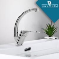Baymera Eco Mix Kuğu Lavabo Bataryası