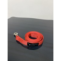 Leash Shop Sevk & Gezdirme Tasma Kayışı Kırmızı 140 cm