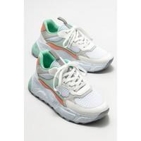Elle Beyaz Kadın Spor Ayakkabı