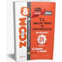 Günay 8. Sınıf Lgs Zoom T.C. İnkılap Tarihi 24 Lü Deneme