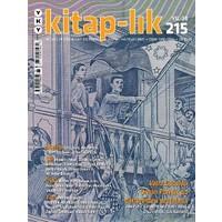 Kitap-Lık 215 / Mayıs – Haziran 2021 - Murat Yalçın