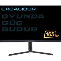 "Casper Excalibur E24FHD-G 24.5"" 165Hz 1ms (HDMI+Display) FreeSync + G-Sync Full HD LED Monitör'"