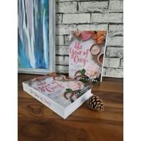 Arkeon Home Dekoratif Kitap Kutusu-The Year Of Cozy