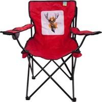 Upland Stark Wild Free Kamp Sandalyesi Kırmızı