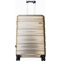 Kocamanlar By Farabi Büyük Boy Orta Boy Küçük Kabin Boy Abs Bavul Valiz