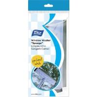 Titiz Plastik Titiz Süngerli Cam Silme Aleti Büyük Kolaylık TP179