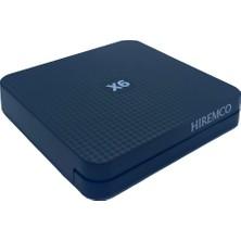 Hiremco X6 Android 10 Tv Box