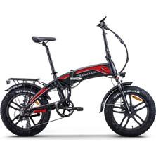 Maserati RD8 E-Bike Katlanabilir Elektrikli Bisiklet
