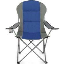 Joystar Lüks Katlanır Dolgu Malzemeli Kamp Plaj ve Balıkçı Sandalyesi