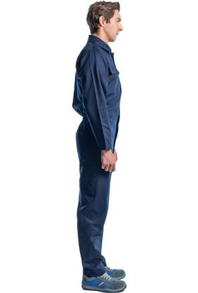 Şensel, İş Tulumu, Lacivert (55E245) İş Elbisesi-Üniforma