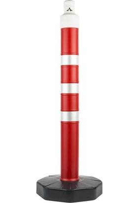 Akyol Mıcır Tabanlı Uyarı Dikmesi 110 cm
