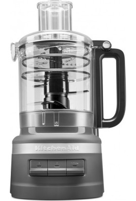 Kitchenaid 2,1 L Mutfak Robotu 5KFP0919 Charcoal Grey- Edg
