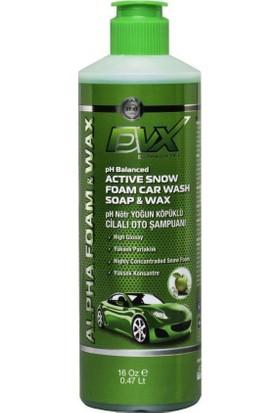 Divortex Dvx Ph Nötr Cilalı Oto Yıkama Şampuanı ve Premium Yıkama Kovası