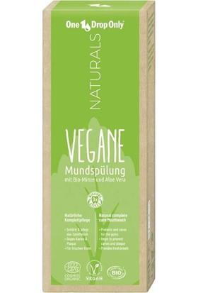 One Drop Only Vegan Doğal Ağız Gargarası 500 ml