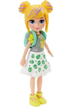 Polly Pocket ve Moda Aksesuarları Seti Bilgisayarlı Bebek GNG73