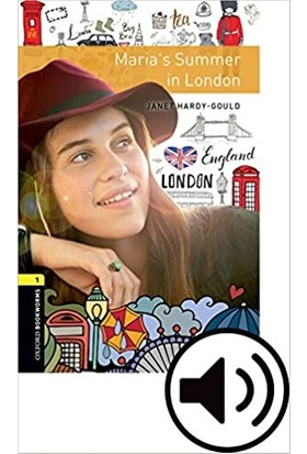 Obwl - Level 1: Maria's Summer In London - Audio Pack