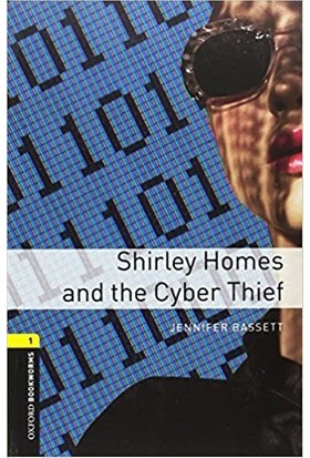 Obwl - Level 1: Shirley Homes And The Cyber Thief - Audio Pack - Jennifer Bassett