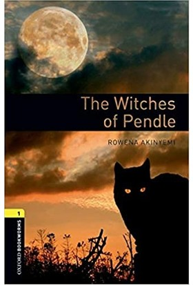 Obwl - Level 1: The Witches Of Pendle - Audio Pack - Rowena Akinyemi