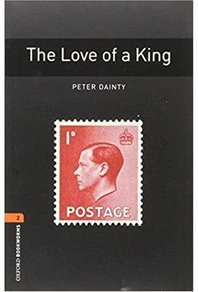 Obwl - Level 2: The Love Of A King - Audio Pack - Peter Dainty