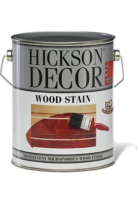 Hıckson Decor Plus Wood Dış Cephe Ahşap Boyası (1 - 2.5 - 5 lt) Walnut-1 lt