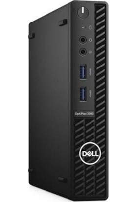 Dell Optiplex 3080MFF Intel Core I3 10100T 8gb 256GB SSD Ubuntu Mini Pc N012O3080MFF_UBU