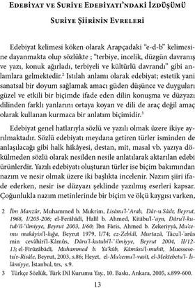 Direniş Şiirleri Antolojisi (Suriye) - Ibrahim Usta