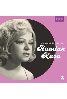 Handan Kara - Yeşilçam Şarkıları 4 (Plak)