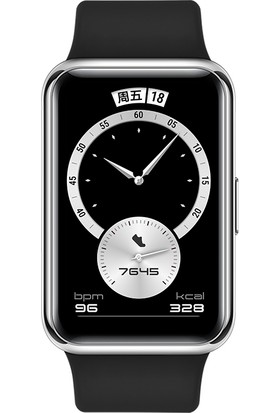 Huaweı Watch Fıt Elegant - Siyah