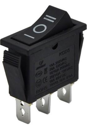 Motorobit Kcd3 Üç Konumlu On/off/on Anahtar IC-115
