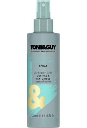 Toni&Guy Deniz Tuzu Etkili Şekillendirici Sprey 200 ml