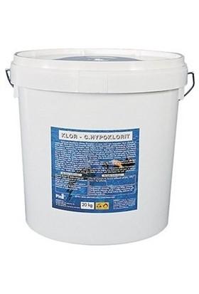 Pina Kalsiyum Hipoklorit %70' Lik 40 kg Kova - Havuz Suyu Dezenfeksiyonu