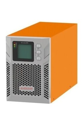 Makelsan Powerpack Plus 1 Kva 2 x 7 Ah Online Ups Güç Kaynağı