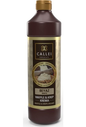Callei Waffle & Krep Beyaz Çikolata Krema