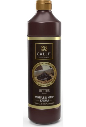 Callei Waffle & Krep Bitter Çikolata Krema