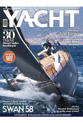 Yacht Türkiye Dergisi Güncel Sayı