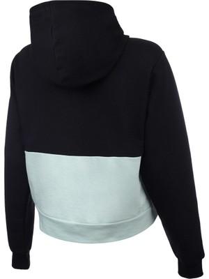 Puma Hoodie Puma Siyah Kadın Sweatshirt
