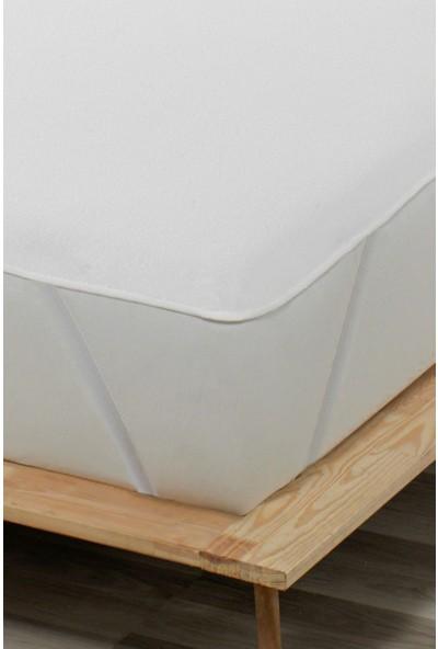 Ely Parker 150X200 Sıvı Geçirmez Alez Yatak Koruyucu Köşe Lastikli Pamuklu