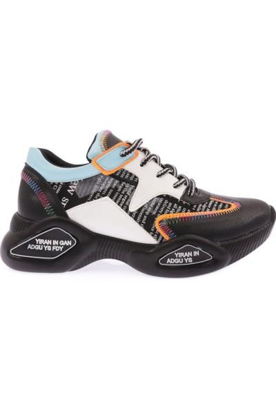 Dgn 91 Kadın Sneakers Spor Ayakkabı