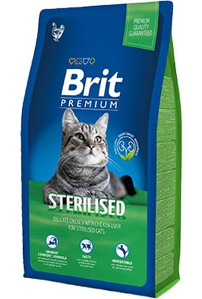 Brit Care Premium Cat Sterilised Kısırlaştırılmış 8 kg Kedi Maması