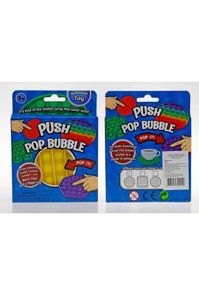 Pop It Pıtpıt Oyunu - Yuvarlak