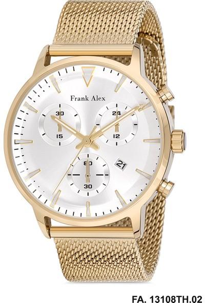Frank Alex FA.13108H.02 Erkek Kol Saati